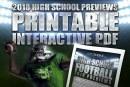 2018 High School Previews Printable Interactive PDF