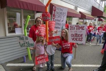 Evergreen teachers approve new deal, Battle Ground seeks state input