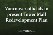 Vancouver officials to present Tower Mall Redevelopment Plan