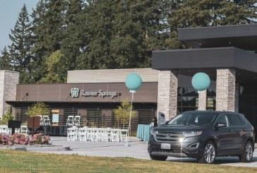 Healthcare meets hope at Rainier Springs