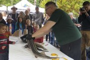 Annual Sturgeon Festival provides a day of fun for kids