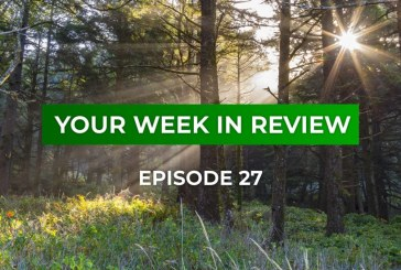 Your Week in Review – Episode 27 • September 14, 2018