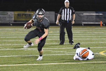 Camas football: Boyle stays positive despite season-ending injury