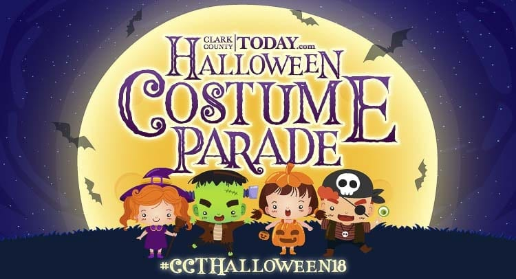 We want to see your cute costumed babies, bewitching witches and super spook-takular goblins! Join us in sharing your amazing Halloween costumes! Tag us, message us, email us or upload your photo below. Use the hashtag #CCTHalloween18 on your favorite social media site. We will compile your submissions to share on ClarkCountyToday.com!