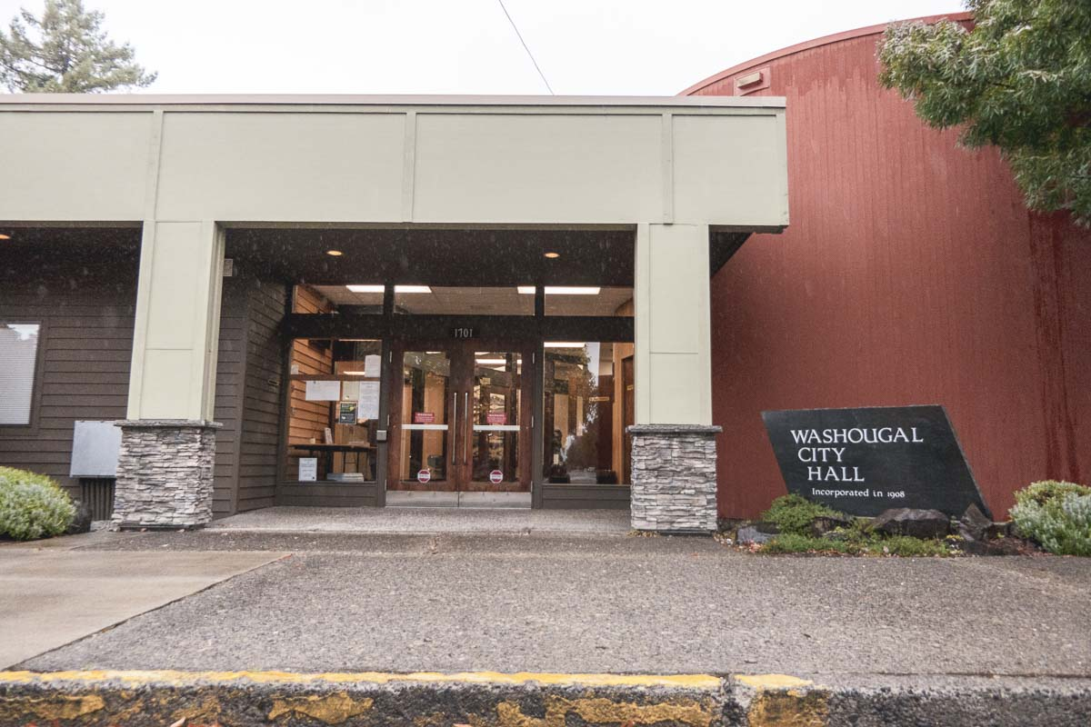 Washougal City Council has approved Proposition 8, which allows voters to decide whether they want to change their city's form of government. Photo by Jacob Granneman