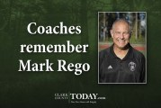 Coaches remember Mark Rego