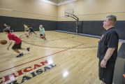 Greg Edwards' Cagers Basketball helps area youth prepare for high school play