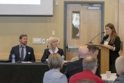 Clark County Chair candidates answer questions at candidate forum