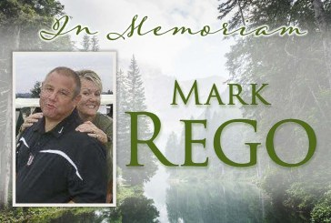 Football mourns the passing of Coach Rego