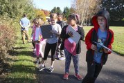 Pleasant Valley Primary third graders help endangered butterflies