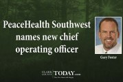 PeaceHealth Southwest names new chief operating officer