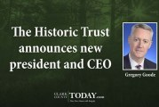 The Historic Trust announces new president and CEO