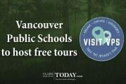 Vancouver Public Schools to host free tours