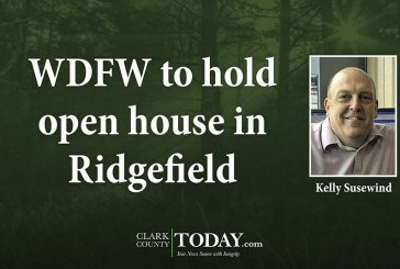 WDFW to hold open house in Ridgefield