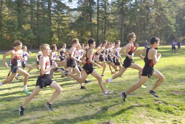 Camas cruises to cross country titles