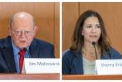 Clark Public Utilities commissioner candidates square off