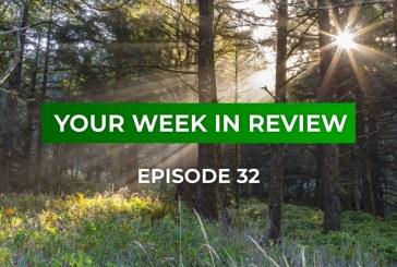 Your Week in Review – Episode 32 • October 19, 2018