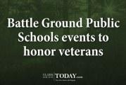 Battle Ground Public Schools events to honor veterans