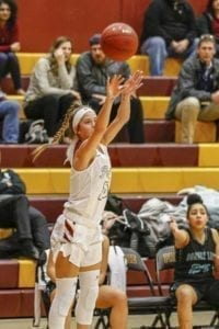 Cassidy Gardner of Prairie is expected to sign with Portland State this week. Photo by Mike Schultz