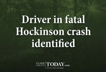 Driver in fatal Hockinson crash identified