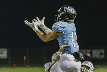 Defending state champion-Hockinson opens state playoffs with rout