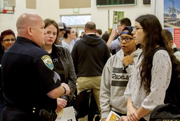 Woodland Days Career Fair inaugural event connects students with local businesses