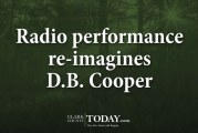 Radio performance re-imagines D.B. Cooper