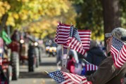 The Lough Legacy Veterans Parade • Vancouver, Washington