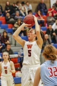 Beyonce Bea of Washougal is expected to sign with Idaho this week. Photo by Mike Schultz