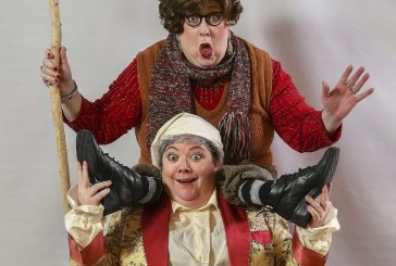 Love Street Playhouse brings a holiday madcap adventure