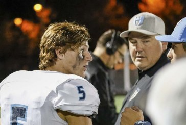 Senior Power: Hockinson football salutes its leaders