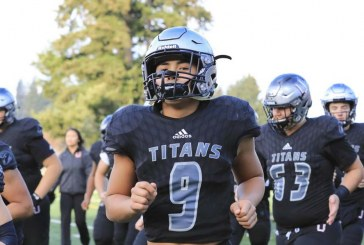 Triumphant Titan: Chin makes it back to the field