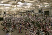 After theft, hundreds show up for annual bike build event