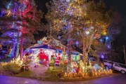 Clark County lights up the night