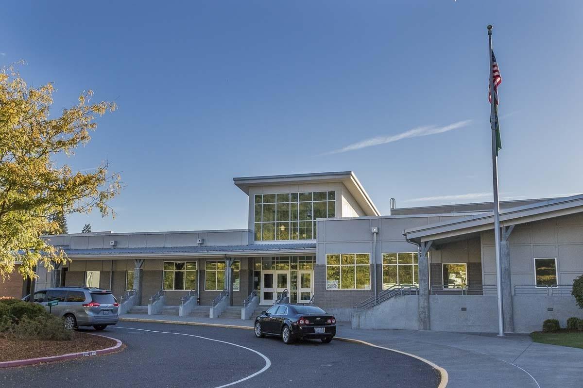 La Center Middle School. Photo by Mike Schultz
