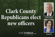 Clark County Republicans elect new officers