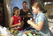 Compassion International: Vancouver family shares message of hope