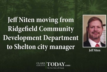 Jeff Niten moving from Ridgefield Community Development Department to Shelton city manager
