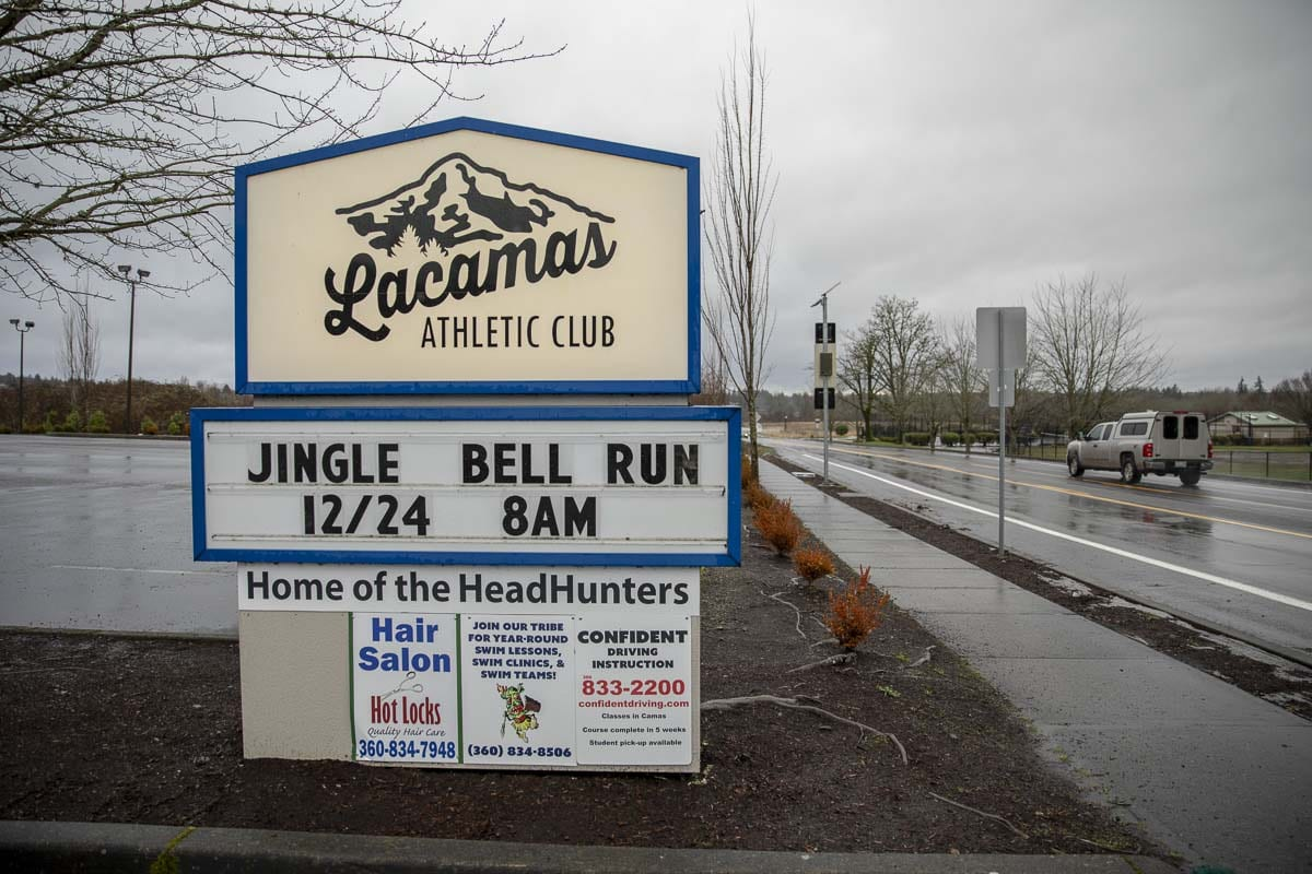 Lacamas Athletic Club in Camas will begin offering a free workout bootcamp at the start of the new year. Photo by Jacob Granneman