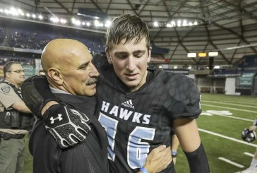 Hockinson alters offensive identity to repeat as state football champions
