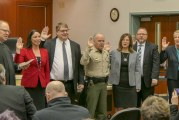 Six more elected officials sworn in