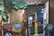 Union Ridge Elementary School's Book Fair is largest in Pacific Northwest