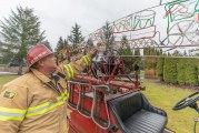 Fighting fire with generosity year-round