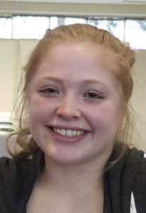 Allison Blaine, junior, Hudson's Bay