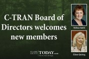 C-TRAN Board of Directors welcomes new members