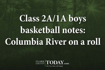 Class 2A/1A boys basketball notes: Columbia River on a roll