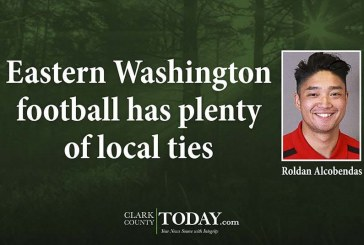 Eastern Washington football has plenty of local ties