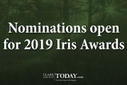 Nominations open for 2019 Iris Awards