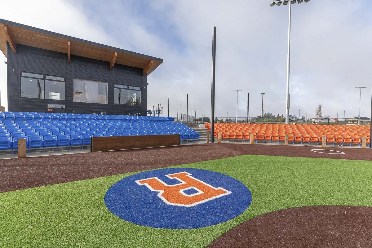 The Ridgefield Raptors will open their inaugural season in June.