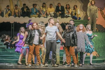 "Oh, the thinks you could think! — ""Seussical"" at Skyview High School"